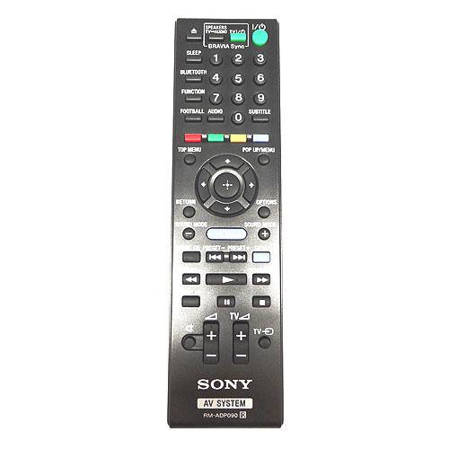 Sony BDV-E4100 Genuine Original Remote Control