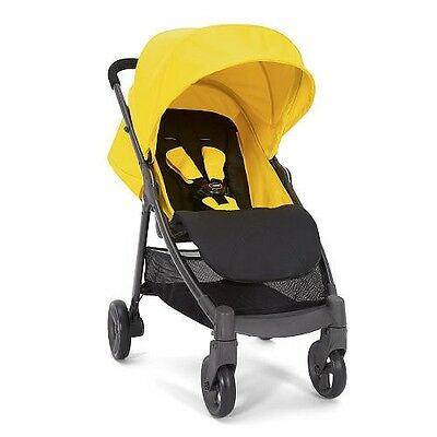 Mamas & Papas 2014 Armadillo Stroller - Lemon Drop New! Free Shipping! Open Box!