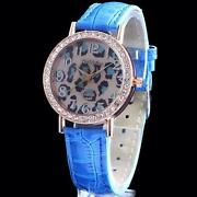 Watch Ladies Blue Dial