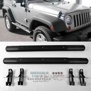 Jeep Wrangler Step Bars