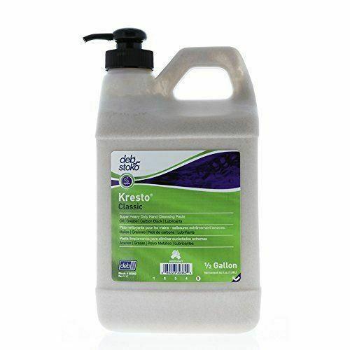 Kresto Classic Hand Cleaner 1/2 Gallon (4 per case)