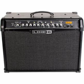 Line 6 Spider IV 120W RRP$995 w/ FBV Shortboard MKII RRP$369 Jannali Sutherland Area Preview