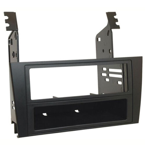 CT24LX14 LEXUS GS SERIES 1998 to 2003 BLACK SINGLE OR DOUBLE DIN FASCIA ADAPTER