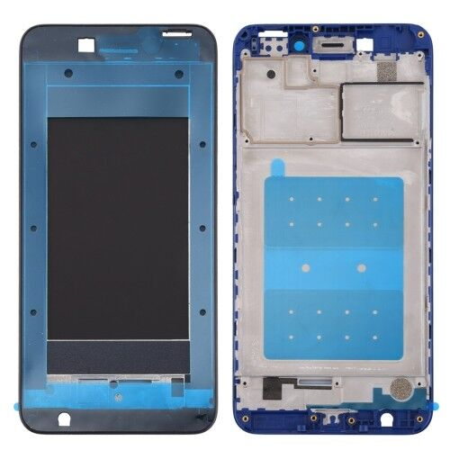 COVER FRAME CORNICE PER HUAWEI HONOR 6C PRO BLU DISPLAY VETRO JMM-L22 BLUE