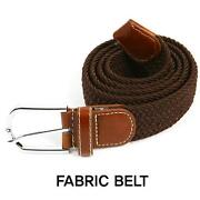 Mens Elasticated Belt