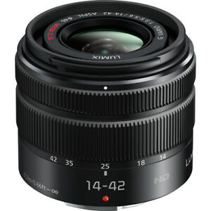 Panasonic 14-42mm