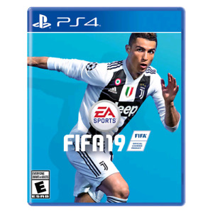 PS4 FIFA 19 - $70 - Brand New - Never opened