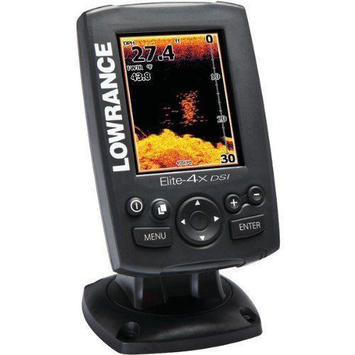 Lowrance color fish finder ebay for Fish finder lowrance