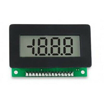 Lascar V 600 3 12-digit Lcd Panel Voltmeter W200 Mv Dc Bezel Mount