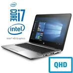 HP Elitebook 840 G4 | Ci7 7500U | 256GB SSD | 8GB | QHD IPS