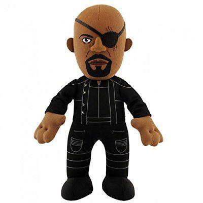 Marvel: Avengers Age Of Ultron-Nick Fury 10 Plush Toy