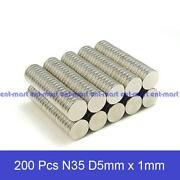 Magnet 5mm x 1mm