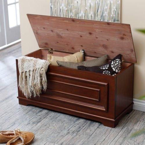 Cedar Storage Chest Ebay