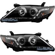 Camry Headlights Halo
