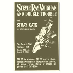 Vaughan, Stevie Ray