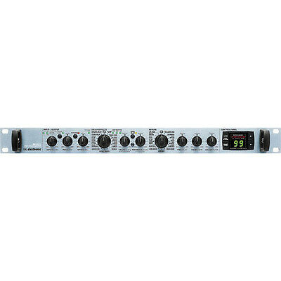 TC Electronic M350 Dual-Engine Multi-Effects and Reverb Processor NEW