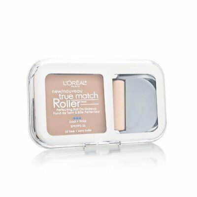 L'OREAL TRUE MATCH ROLLER PERFECTING ROLL ON MAKEUP CLASSIC BEIGE C5-6 SEALED