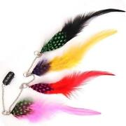 Feather Hair Extensions Clip