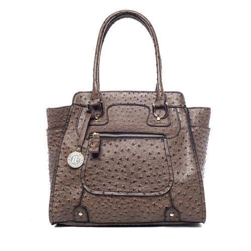Faux Ostrich Handbags Amp Purses Ebay