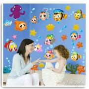 Fish Wall Art Stickers