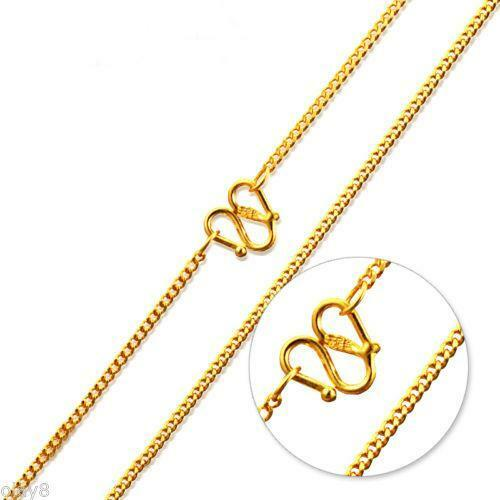 24K Pure Gold Jewelry