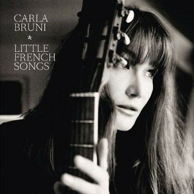 Carla Bruni - Little French Songs [New CD]