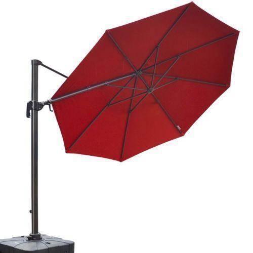 Sunbrella Cantilever Umbrella