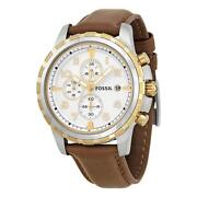 Mens Fossil Watch Stainless Steel
