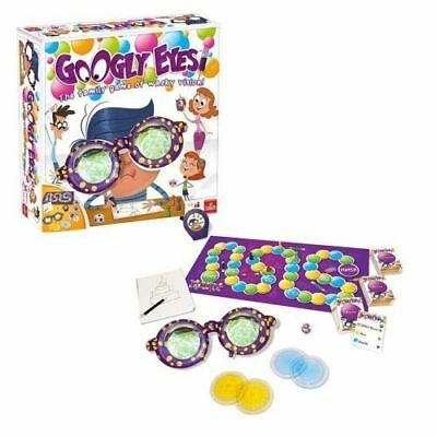 Googly Eyes The Family game of wacky vision!  Board Game. - Googly Eyes Board Game
