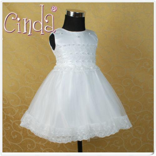 ea89dc75aa50 Baby Wedding Dress | eBay