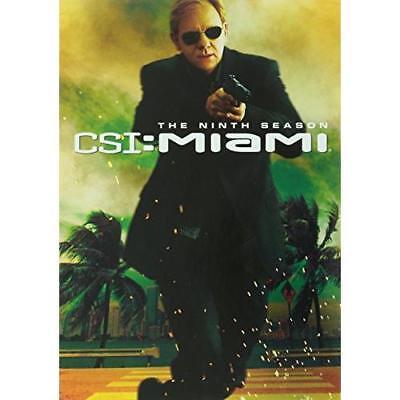 Csi  Miami  Season 9 New