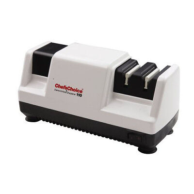 Chefs Choice Edgecraft Diamond Hone - Edgecraft Chef's Choice Professional Heavy Duty Electric Diamond Hone Sharpener