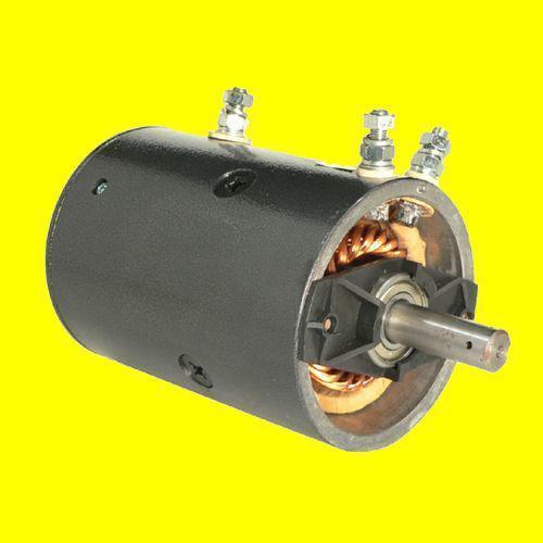Electric Winch Motor Ebay