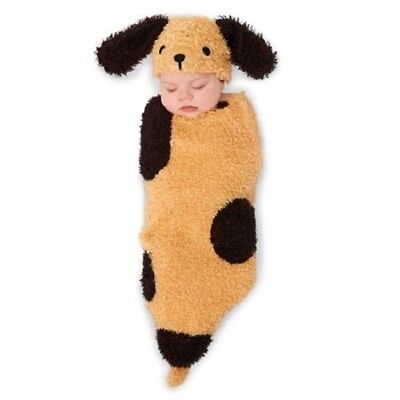 Sweet Puppy Infant Bunting 0-3 Months Brown and Black Halloween Costume](0-3 Month Halloween Costumes)