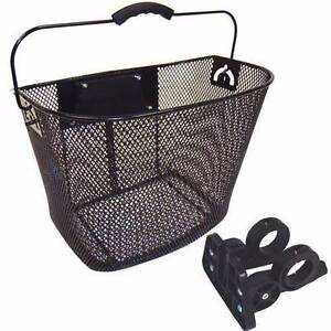 Bicycle Quick Release Front Bike Basket for Extra Storage East Perth Perth City Area Preview