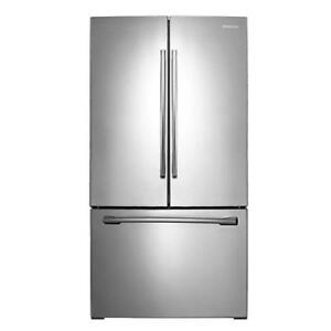 BRAND NEW FRIDGE SAMSUNG MOD. RF26HFENDSR/AA STAINLESS STEEL WITH 1 YEAR WARRANTY!