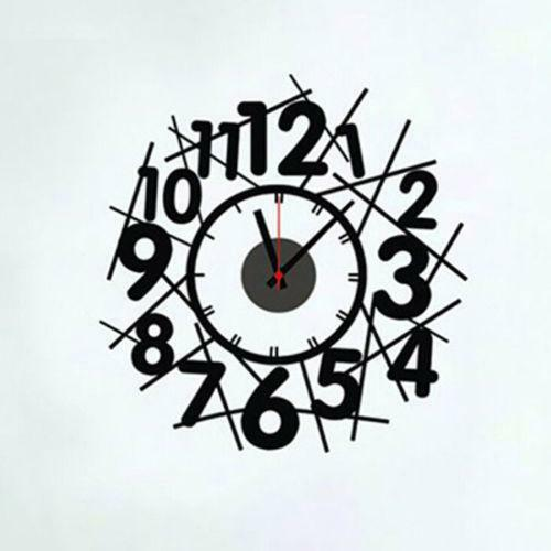 Wall Clock Decor DIY