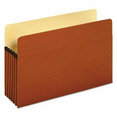 Universal Expanding File Folder Legal Redropemanila 10 Folders Unv15363