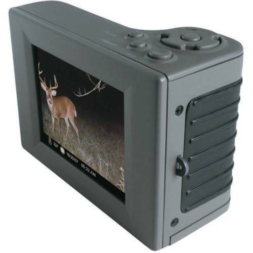 """Moultrie Deluxe 2.8"""" LCD Handheld Picture SD Card Scouting T"""