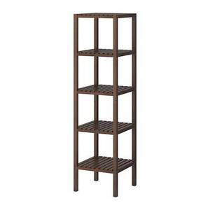 TWO wooden IKEA Molger shelves - excellent condition Croydon Park Canterbury Area Preview