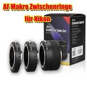 Zwischenringe Nikon