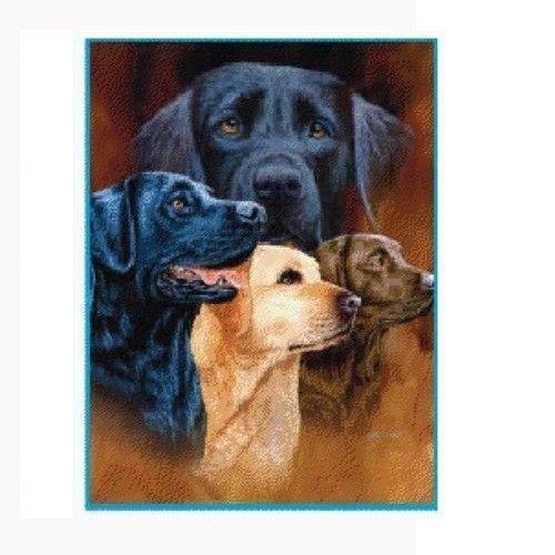 Labrador Blanket Ebay