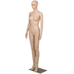 New Full Nude Female Floating Mannequin Clothes Display