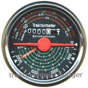 Traktormeter Fendt
