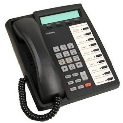 Toshiba Dkt3010-sd Phone Refurbished New Handset 1 Yr Warranty