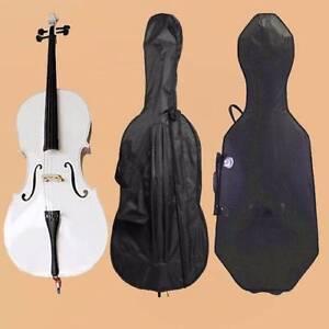 4/4 Full Size Cello set- Cello Bow Rosin + Hard Case Port Macquarie Port Macquarie City Preview