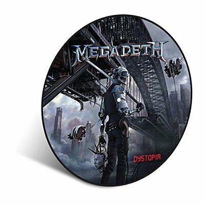 MEGADETH-DYSTOPIA (PICT) (Importación USA) VINYL LP NUEVO
