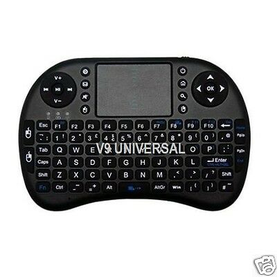 R i8 Multifunction 2.4GHz RF Portable Mini Wireless Keyboard Touchpad Mouse