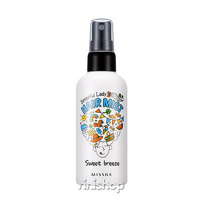 [MISSHA] Senseful Lady Hair Mist 105ml #Sweet Breeze rinishop
