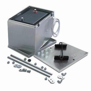 5X Aluminum Box Enclosure Case Project Electronic DIY Big for PCB 130*95*55mm
